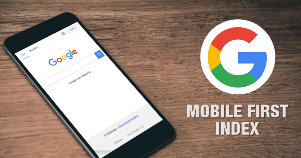 mobile first indexing